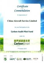 CASL Recognised for CarbonSmart Effort
